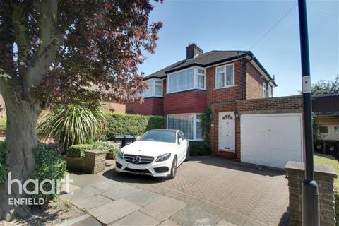 3 bedroom semi-detached house to rent - Netherby Gardens - Enfield - EN2