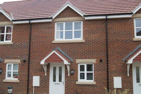 2 bedroom terraced house to rent - 17 Spire Close, Lincoln