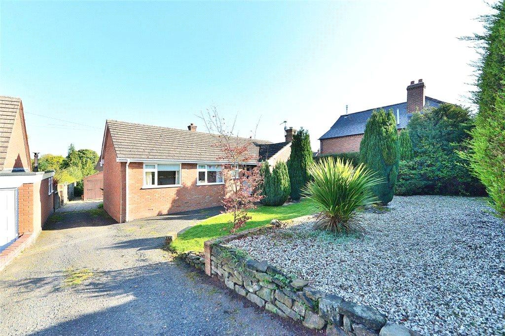 3 Bedrooms Detached Bungalow for sale in Cleobury Road, Far Forest, Kidderminster, Worcestershire, DY14