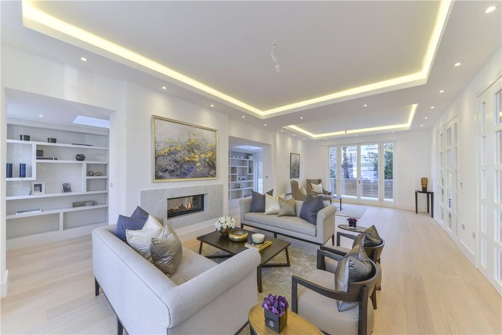 4 Bedrooms Semi Detached House for sale in Fernshaw Road, Chelsea, London, SW10