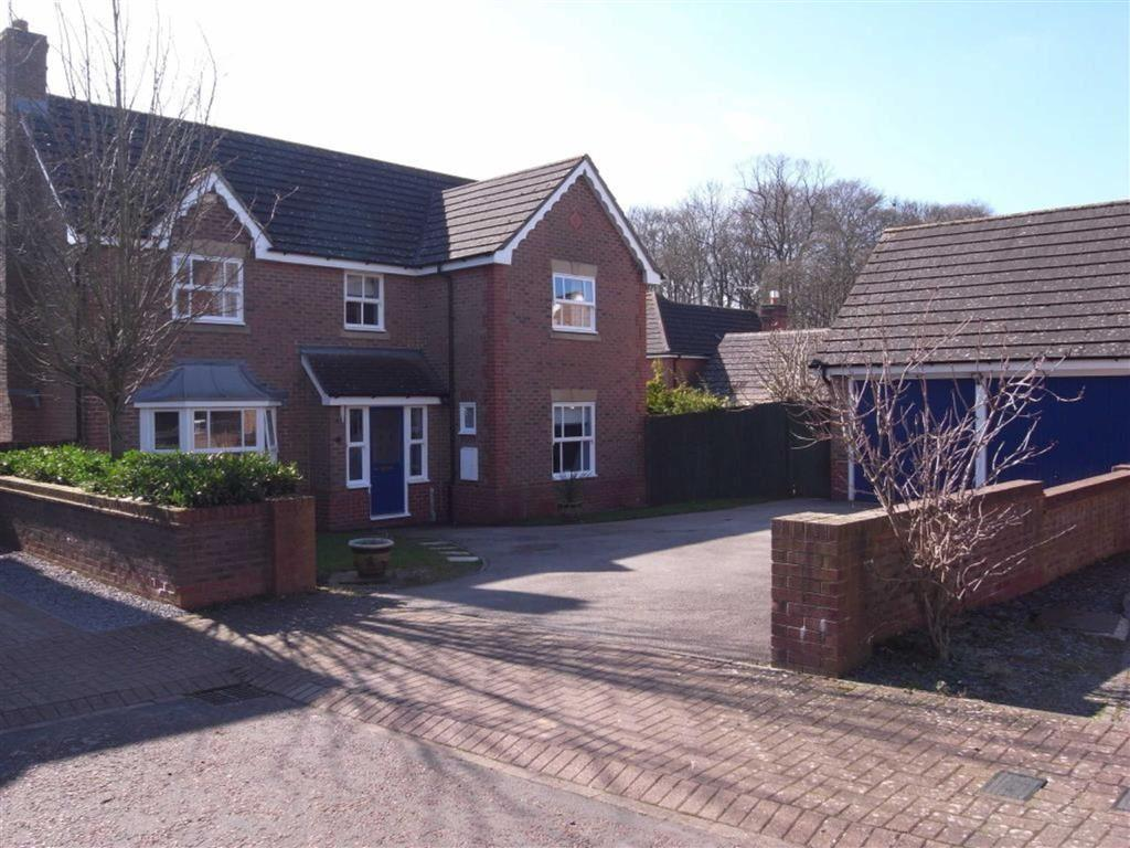4 Bedrooms Detached House for sale in Summerhouse Grove, Baydale Meadow, Darlington