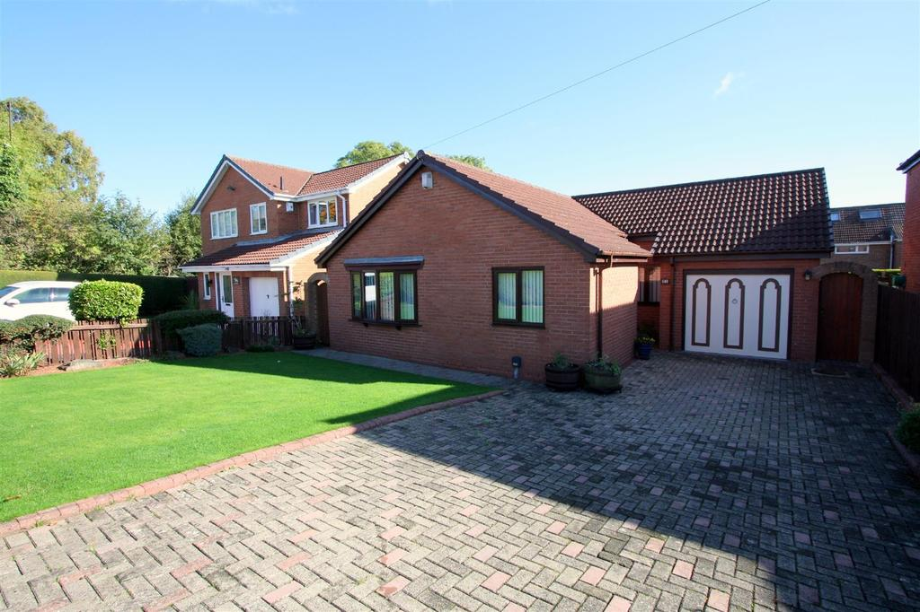 3 Bedrooms Detached Bungalow for sale in Atkinson Gardens, Newton Aycliffe