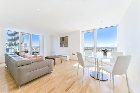 2 bedroom penthouse to rent - Millharbour, Canary Wharf, London, E14