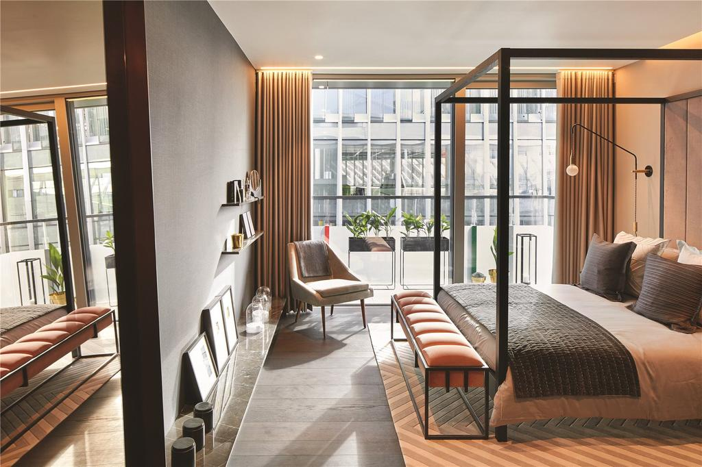 3 Bedrooms Flat for sale in The Nova Building, Victoria, London, SW1E