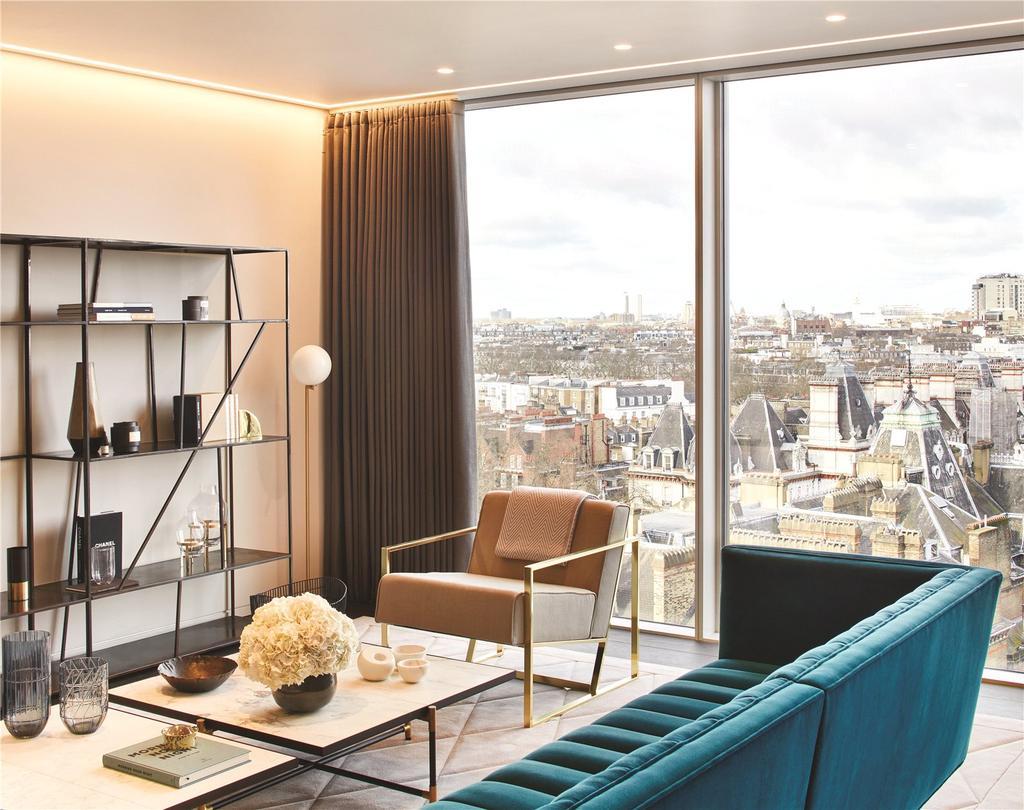 3 Bedrooms Flat for sale in Nova, Victoria, London, SW1E