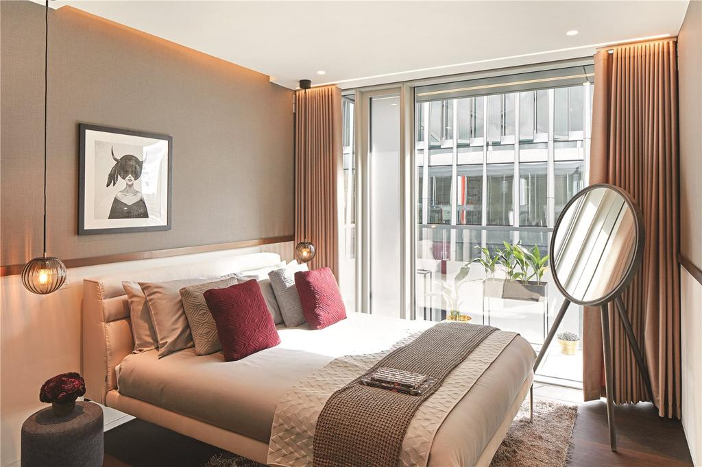 3 Bedrooms Flat for sale in Nova, Victoria, London, SW1E