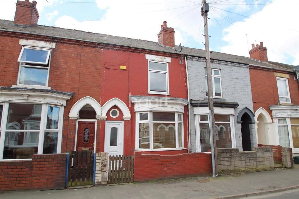 3 Bedrooms Terraced House for sale in West End Avenue, Bentley