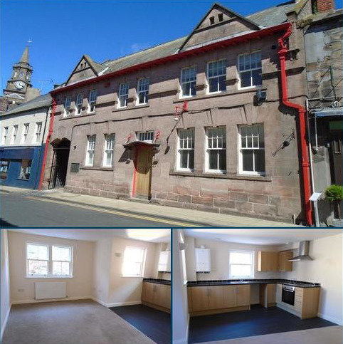 2 bedroom flat to rent - 5 Post House Mews, Berwick upon Tweed