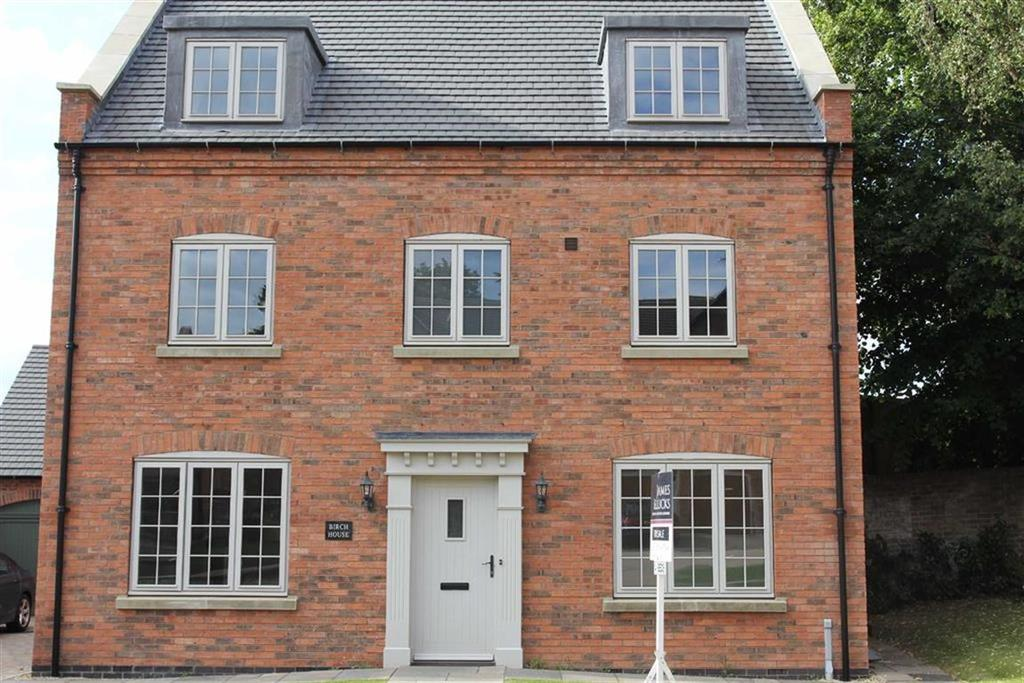 4 Bedrooms Detached House for sale in Church Hill, Scraptoft, Leicester