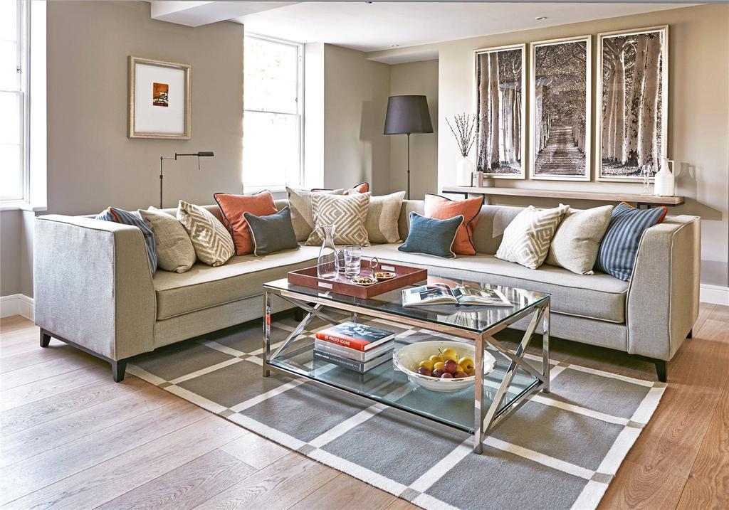 3 Bedrooms Maisonette Flat for sale in Apartment 11C, Somerset Place, Bath, BA1