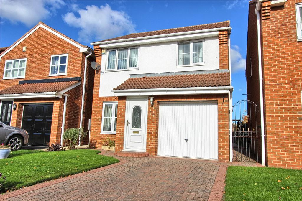 3 Bedrooms Detached House for sale in Landseer Drive, Wolviston Grange