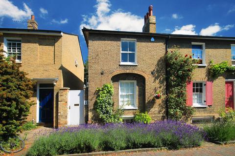 3 bedroom end of terrace house to rent - Willow Walk, Cambridge