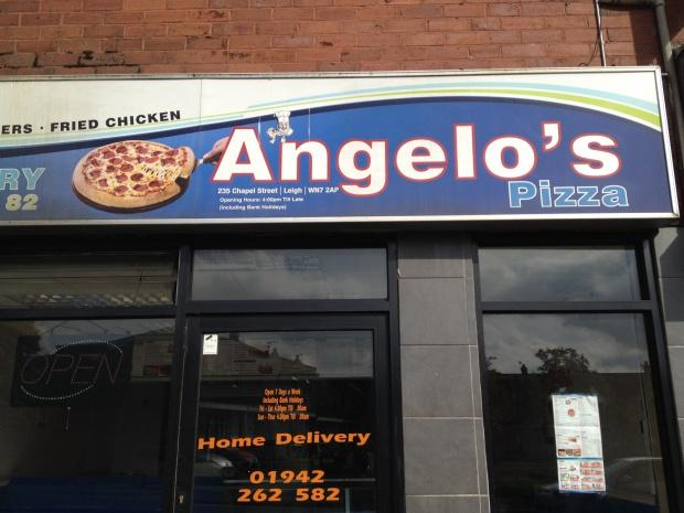 Terraced House for sale in Angelos Pizza Chapel Street , Leigh, WN7