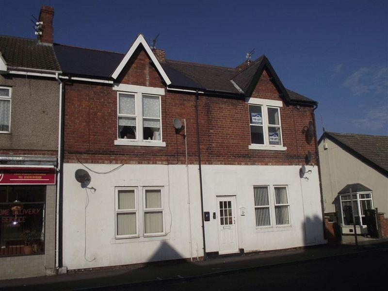 2 Bedrooms Flat for sale in High Market, Ashington, Two Bedroom First Floor Flat