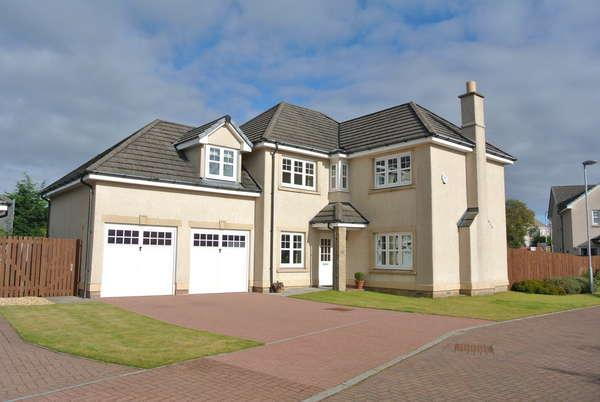 4 Bedrooms Detached House for sale in 9 Muirkirk Gardens, Strathaven, ML10 6FS
