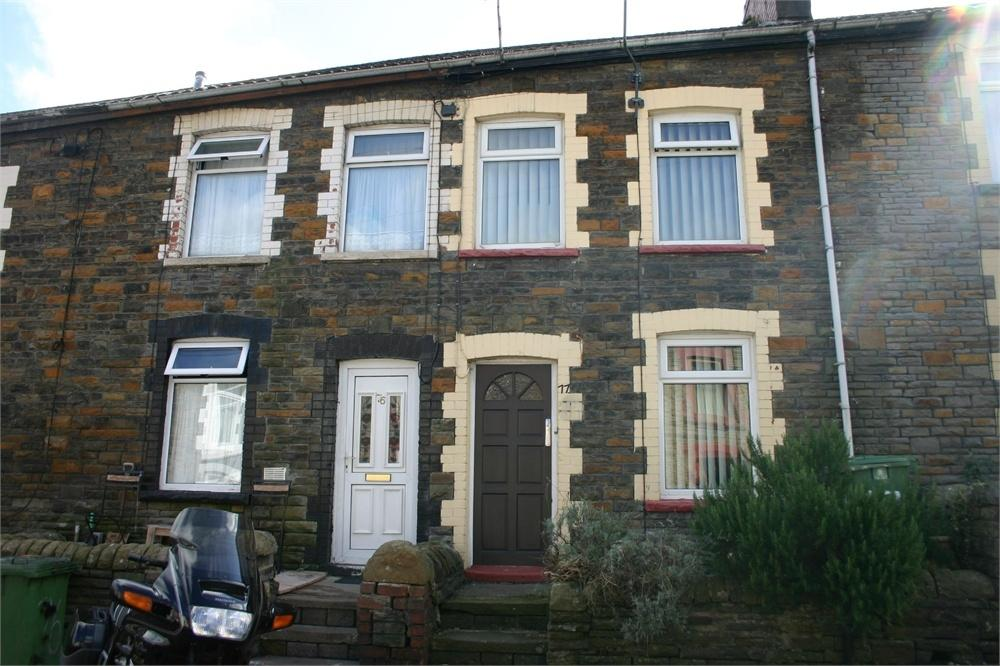 2 Bedrooms Terraced House for sale in Phillip Street, Graig, Pontypridd, Mid Glamorgan