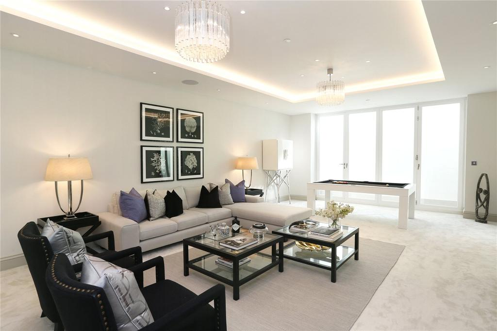 6 Bedrooms Terraced House for sale in Bovingdon Road, Fulham, London, SW6