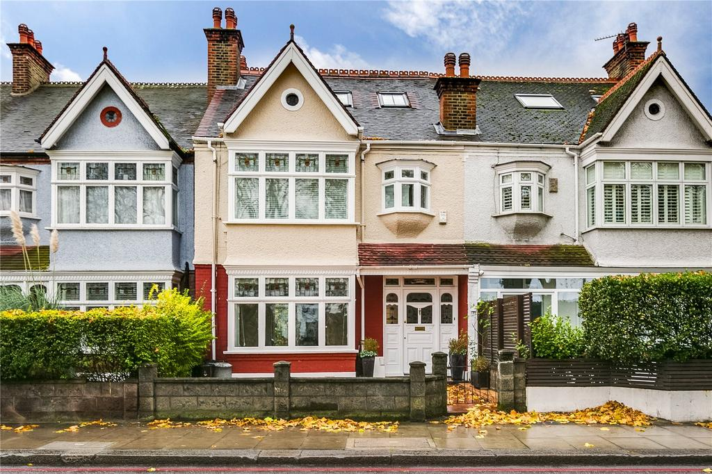 5 Bedrooms Terraced House for rent in Clapham Common West Side London, London
