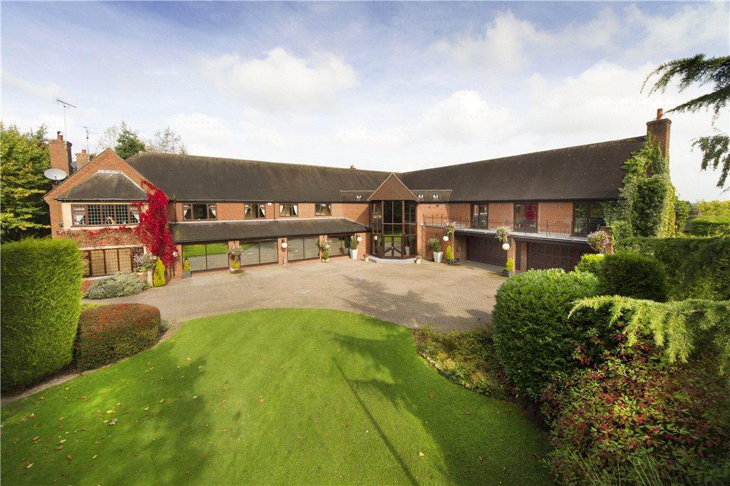 6 Bedrooms Detached House for sale in Gentlemans Lane, Ullenhall, Henley-in-Arden, Warwickshire, B95
