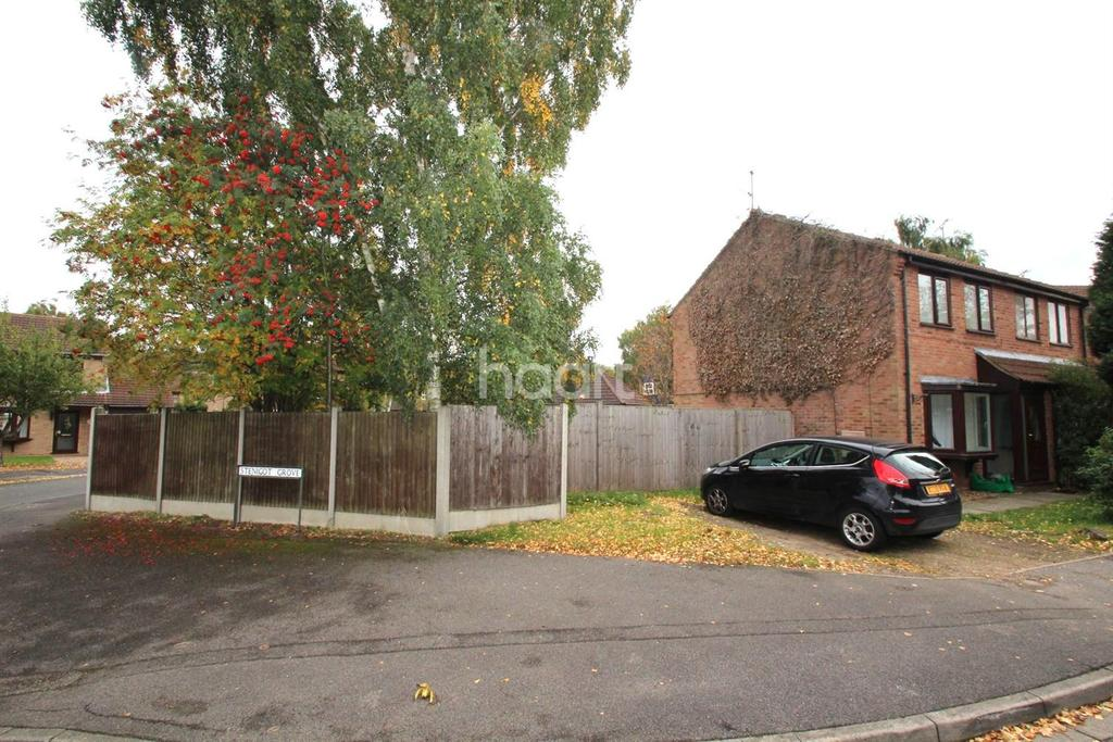 2 Bedrooms Semi Detached House for sale in Stenigot Road, Lincoln, LN6
