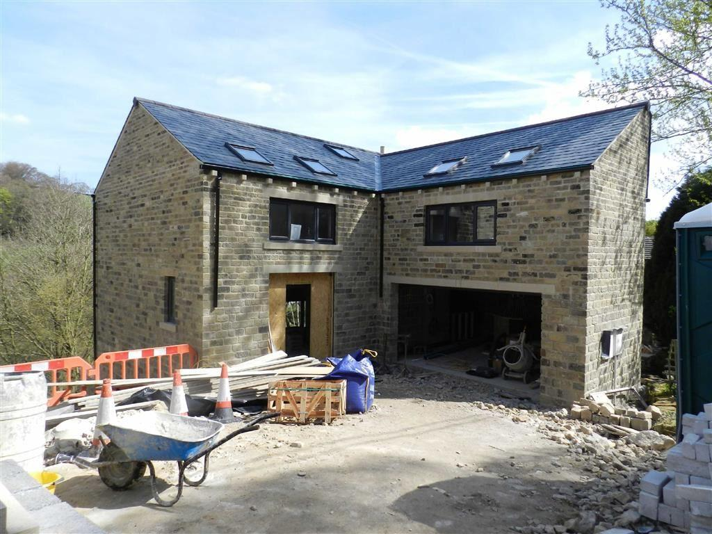 5 Bedrooms Detached House for sale in Fulstone Hall Road, New Mill, Holmfirth, HD9