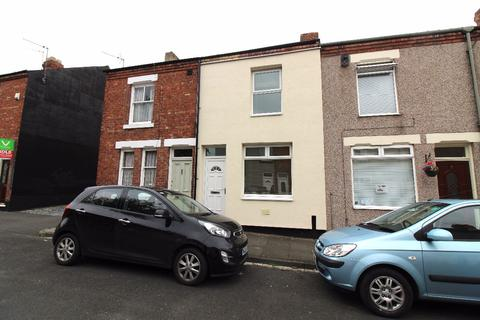 2 bedroom terraced house to rent - Kitchener Street, The Denes