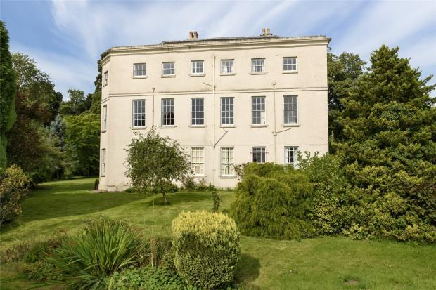 4 Bedrooms Flat for sale in Styche Hall, Styche, Market Drayton