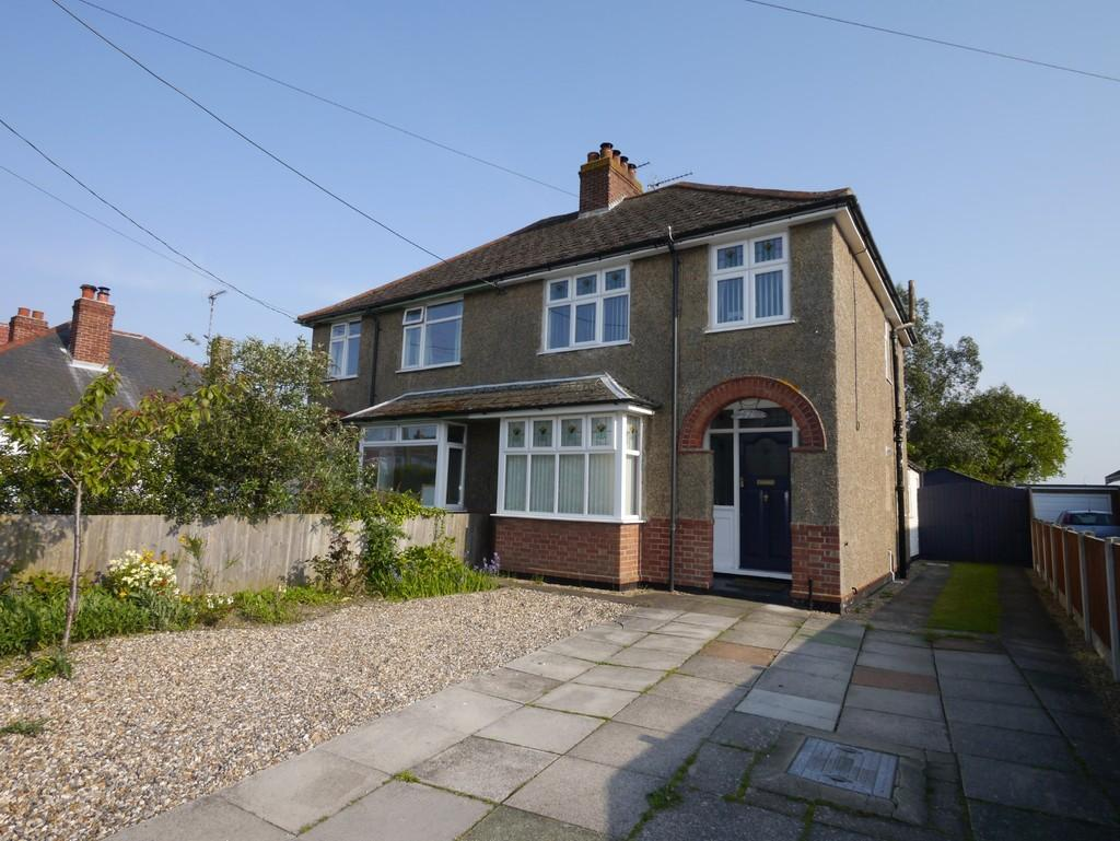 3 Bedrooms Semi Detached House for sale in Somerleyton Road, Oulton, Lowestoft