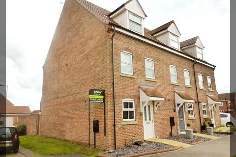 3 bedroom end of terrace house to rent - Shinewater Park, Kingswood, HU7