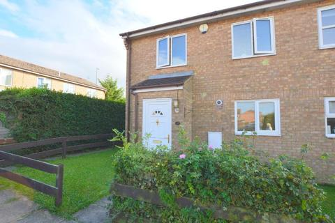 1 bedroom cluster house to rent - Laxton Close, Wigmore, Luton, LU2 8SJ
