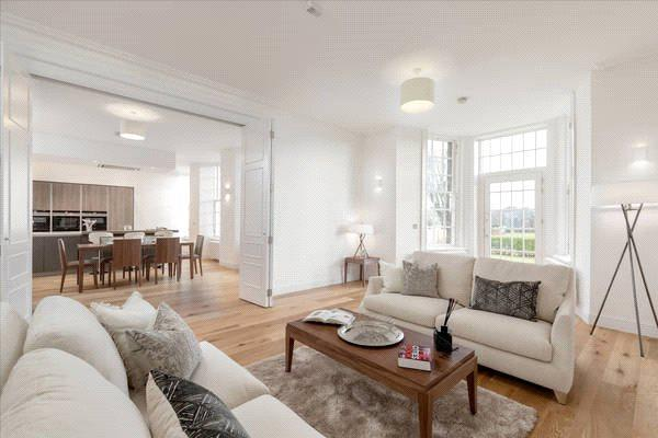 2 Bedrooms Unique Property for sale in Flat 1, 9C Kinnear Road, Inverleith, Edinburgh, EH3