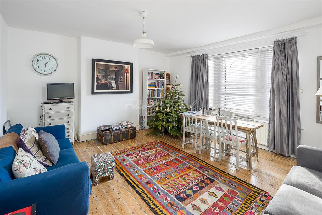 3 Bedrooms Flat for rent in Upper Clapton Road E5