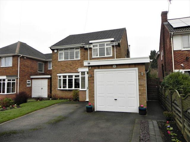 3 Bedrooms Detached House for sale in Honeyborne Road,Sutton Coldfield,West Midlands