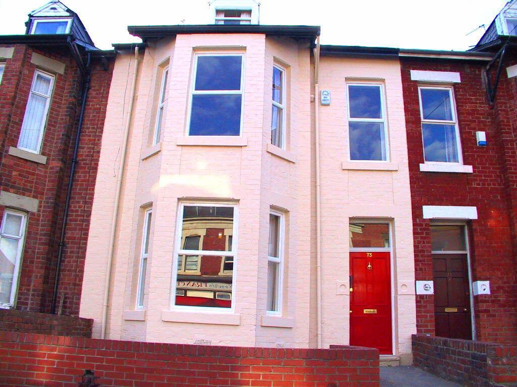 5 Bedrooms Terraced House for rent in Manor House Road, Jesmond, NE2