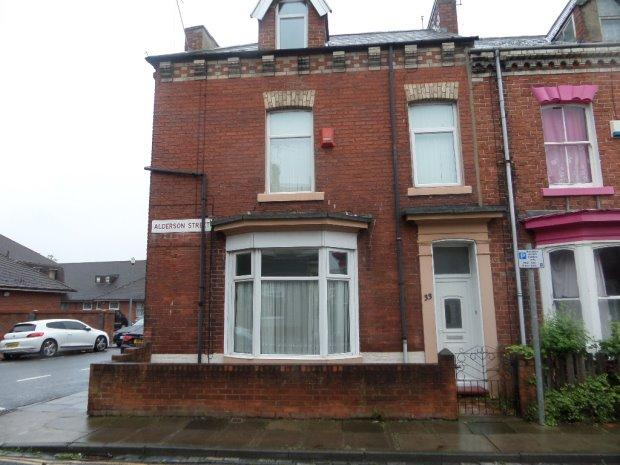 2 Bedrooms Terraced House for sale in ALDERSON STREET, HARTLEPOOL, HARTLEPOOL
