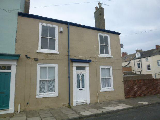 3 Bedrooms Terraced House for sale in QUEEN STREET, HEADLAND, HARTLEPOOL