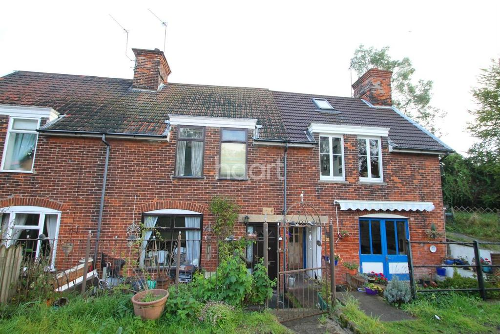 3 Bedrooms Terraced House for sale in Station Cottages, Haddiscoe