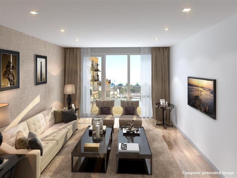 3 Bedrooms Flat for sale in Kew Bridge Road, Brentford, TW8