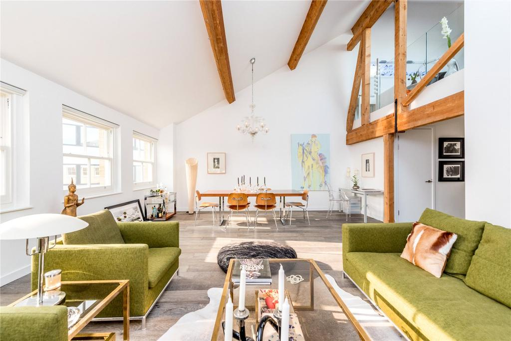 2 Bedrooms Flat for sale in City Lofts, 112-116 Tabernacle Street, Shoreditch, EC2A