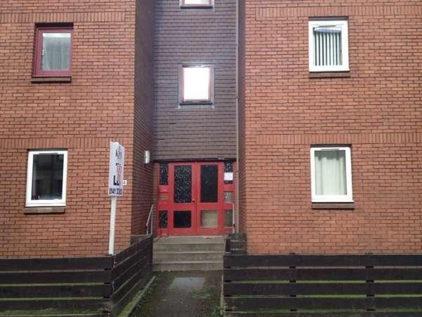 2 Bedrooms Flat for sale in 1/2, 14 Methil Street, Glasgow, G14 0AA