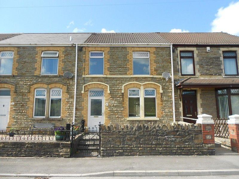 3 Bedrooms Terraced House for rent in Bryngurnos Street, Bryn, Port Talbot, Neath Port Talbot.