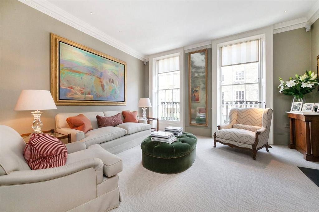 4 Bedrooms Terraced House for sale in Albion Street, London
