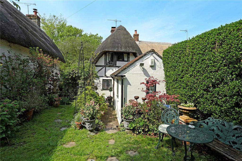 2 Bedrooms End Of Terrace House for sale in Sunton, Collingbourne Ducis, Marlborough, Wiltshire