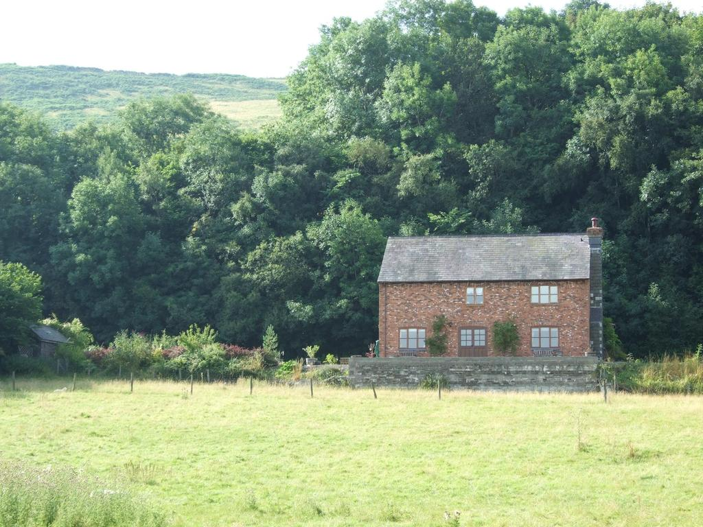 5 Bedrooms Detached House for sale in Station Yard, Knucklas, Nr Knighton, Powys