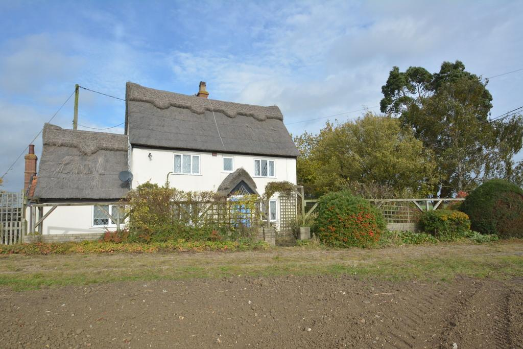 3 Bedrooms Cottage House for sale in Harleston Road, Fressingfield