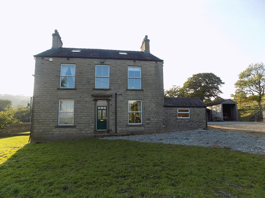 5 Bedrooms Farm House Character Property for sale in Furness Vale