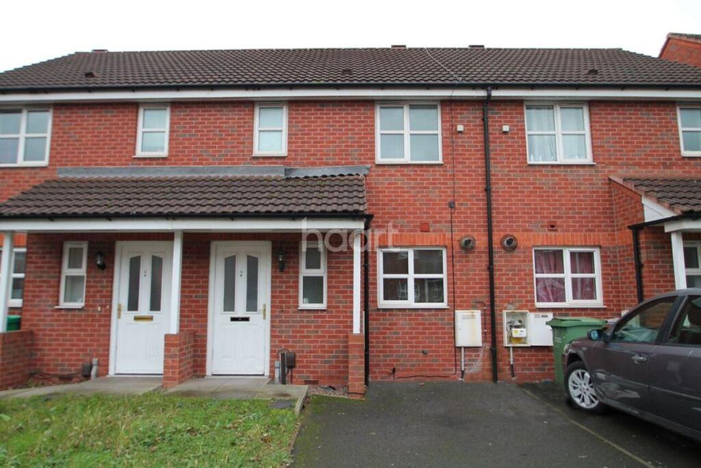 3 Bedrooms Terraced House for sale in Campbell Close, Aspley,Nottingham