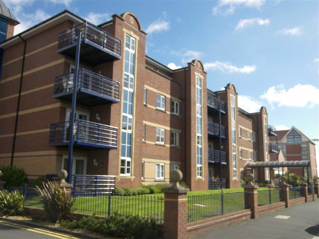 2 Bedrooms Apartment Flat for sale in Kings Road, Lytham St Annes, Lancashire