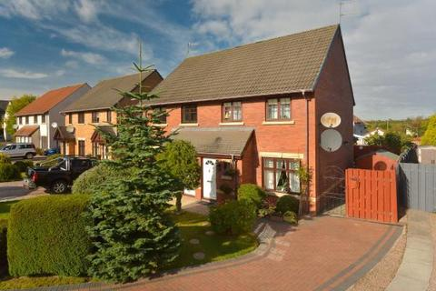 3 bedroom semi-detached house for sale - 59 Wellside Circle, Kingswells, Aberdeen, AB15