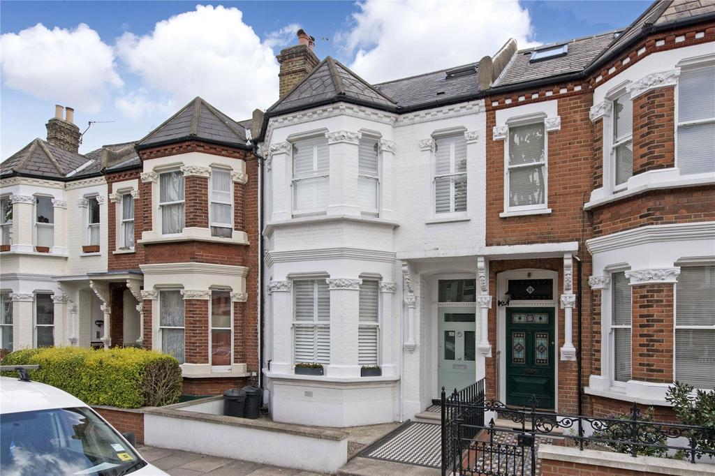 5 Bedrooms Terraced House for sale in Melody Road, Wandsworth, London, SW18